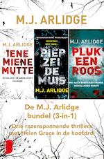 De m.J. Arlidge bundel (3-in-1)
