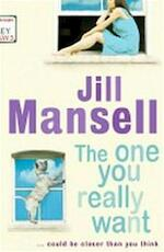 One You Really Want - Jill Mansell