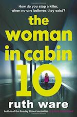 The Woman in Cabin 10 - ruth ware (ISBN 9781784706111)