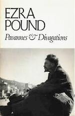Pavannes and Divagations - Ezra Pound (ISBN 9780811205757)