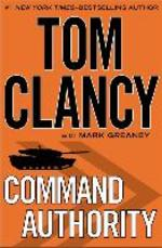Command Authority - Tom Clancy (ISBN 9780399160479)