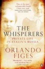 The Whisperers - Orlando Figes (ISBN 9780141013510)