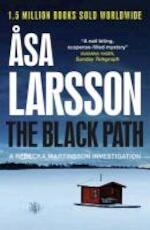The Black Path - Asa Larsson (ISBN 9780857050335)