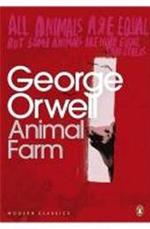 Animal Farm - george orwell (ISBN 9780141182704)