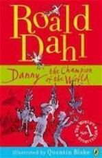 Danny the Champion of the World - Roald Dahl (ISBN 9780141322674)