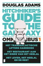 The hitchhiker's Guide to the Galaxy - omnibus 1 - Douglas Adams (ISBN 9789402309928)