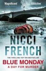 Blue Monday - Nicci French (ISBN 9780241960899)