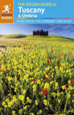 The Rough Guide to Tuscany & Umbria - Tim Jepson, Jonathan Buckley, Mark Ellingham (ISBN 9781405389709)