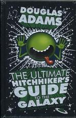 The Ultimate Hitchhiker's Guide to the Galaxy - douglas adams (ISBN 9780385347303)