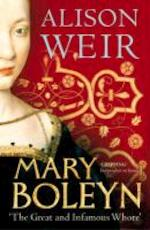 Mary Boleyn - Alison Weir (ISBN 9780099546481)