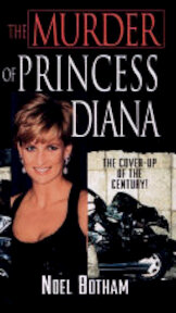 The Murder Of Princess Diana - Noel Botham (ISBN 9780786007004)