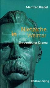 Nietzsche in Weimar - Manfred Riedel (ISBN 3379007625)