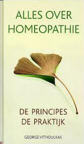 Alles over homeopathie - G. Vithoulkas (ISBN 9789038914855)