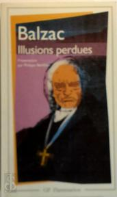 Illusions Perdues - Honoré de Balzac (ISBN 9782080705181)