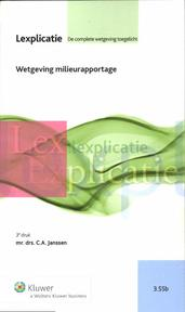 Wetgeving milieurapportage