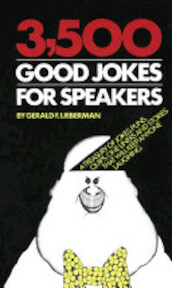 3500 Good Jokes for Speakers - Robert Leiberman (ISBN 9780307481054)