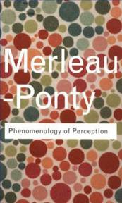 Phenomenology of Perception - Maurice Merleau-ponty (ISBN 9780415278416)