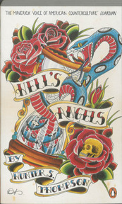 Hell's Angels - hunter s. thompson (ISBN 9780241951583)