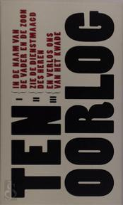 Ten oorlog set - Tom Lanoye (ISBN 9789053336229)