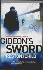 Gideon's Sword - Douglas Preston (ISBN 9781409135821)