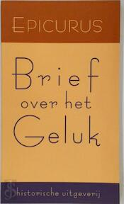 Brief over het geluk - Epicurus (ISBN 9789065542922)