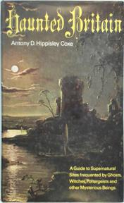 Haunted Britain - Antony Hippisley Coxe (ISBN 9780091165406)