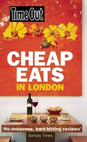 Time Out Cheap Eats in London - (ISBN 9781846700743)