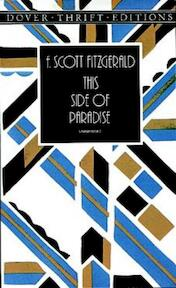 This Side of Paradise - F Scott Fitzgerald (ISBN 9780486289991)