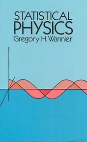 Statistical Physics - Gregory H. Wannier (ISBN 9780486654010)