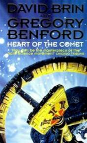Heart of the comet - Gregory Benford, David Brin (ISBN 9781857234367)