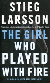 The Girl Who Played With Fire - stieg larsson (ISBN 9780857054159)