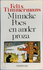 Minneke poes e.a. proza - Timmermans (ISBN 9789022310335)
