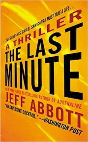 The Last Minute - Jeff Abbott (ISBN 9780446575232)