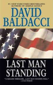 Last Man Standing - David Baldacci (ISBN 9780446611770)
