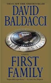 First Family - David Baldacci (ISBN 9780446555623)