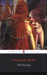 The Uncanny - Sigmund Freud, David McLintock, Hugh Haughton (ISBN 9780142437476)