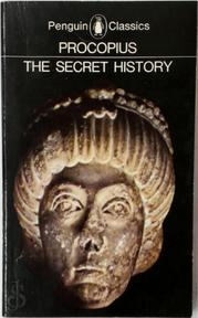 The secret history - Procopius, Geoffrey Arthur Williamson (ISBN 9780140441826)