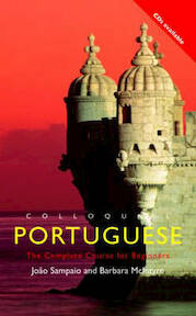 Colloquial Portuguese - Book with 2 cd's - Joao Sampaio, Barbara McIntyre (ISBN 9780415274418)