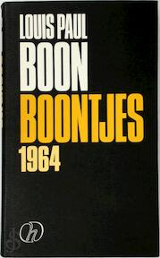 Boontjes / 1964 - L.P. Boon (ISBN 9789052404271)