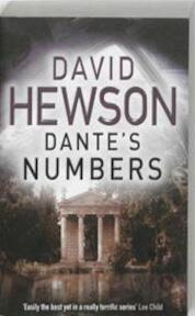 Dante's Numbers - David Hewson (ISBN 9780330452588)
