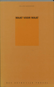 Maat voor maat - William Shakespeare (ISBN 9789064034312)