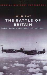 The Battle of Britain - John Philip Ray (ISBN 9780304356775)
