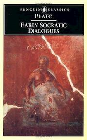 Early Socratic Dialogues - Plato (ISBN 9780140444476)