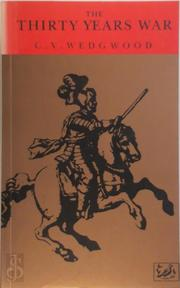 The Thirty Years War - Cicely Veronica Wedgwood (ISBN 9780712653329)