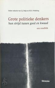 Grote politieke denkers - G.J. [red.] Buijs, H.E.S. Woldring (ISBN 9789021138411)