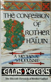 The confession of Brother Haluin - Ellis Peters (ISBN 9780708842287)