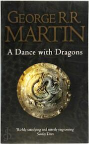 Song of ice and fire (05): dance with dragons - George R. R. Martin (ISBN 9780006486114)