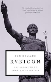 Rubicon - Tom Holland (ISBN 9789025320515)