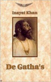 De Gatha's - Inayat (Khan Hazrat), Munir Belt (ISBN 9789073207844)
