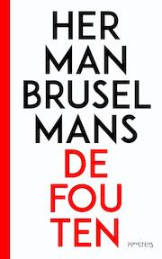 De fouten - Herman Brusselmans (ISBN 9789044631128)